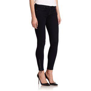 GENETIC LOS ANGELES Black Skinny Pants